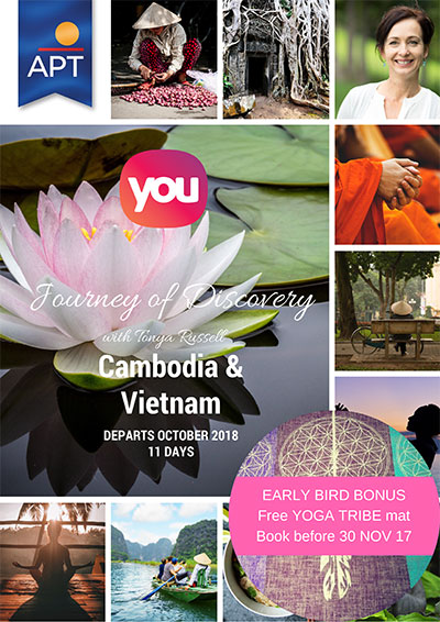 Wellness Retreat to Cambodia & Vietnam