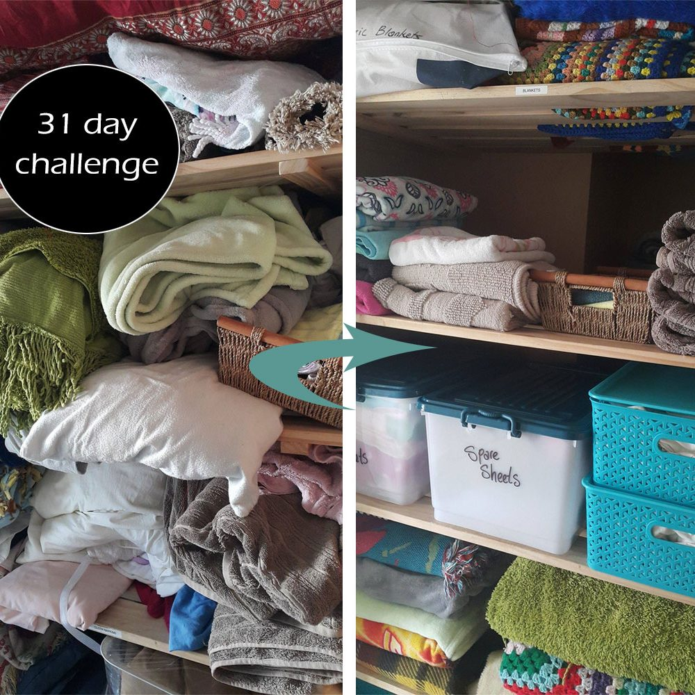 Decluttering: Letting go of what is right to let go of …. now